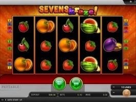 No download game Sevens Kraze online