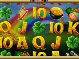 Play free online slot Shamrock'n'Roll for fun
