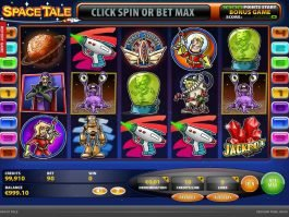 Space Tale free game no deposit