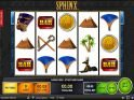 Picture from casino slot Sphinx by Spielo