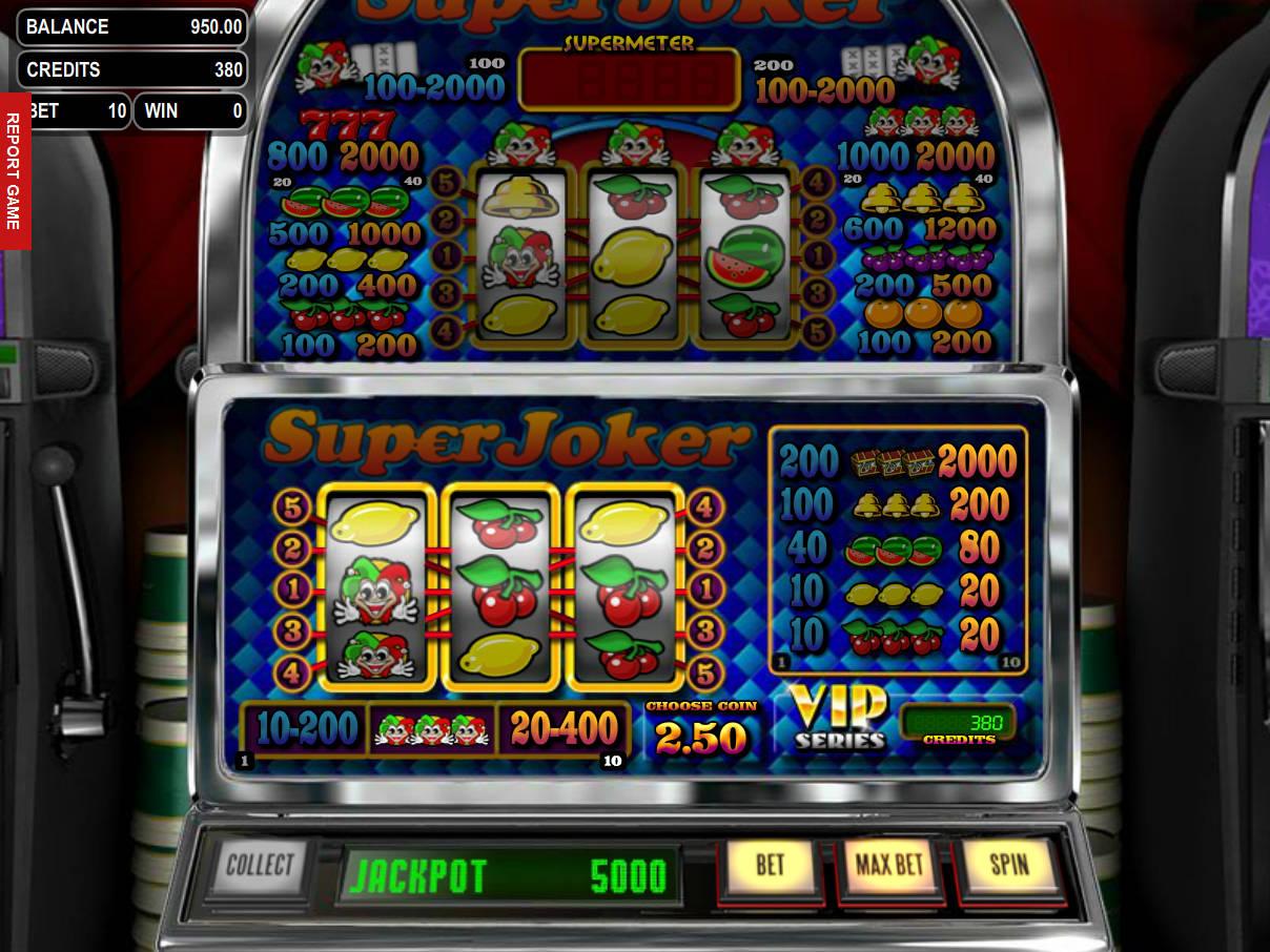 Online Slot Joker