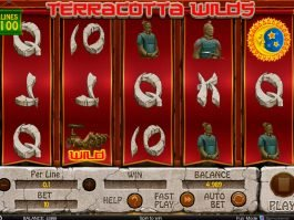 Online free slot Terracotta Wilds