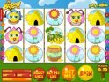 Play slot machine The Bees online