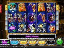 Spin casino game The Big Easy