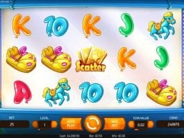 Theme Park: Tickets of Fortune free online slot