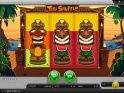 Casino slot machine Tiki Shuffle