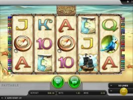 Free no deposit slot Treasure Bay