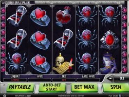 No deposit game Undying Passion online