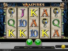 Free slot machine Vampires no deposit