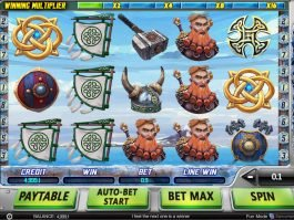 Casino free slot Viking's Glory no deposit