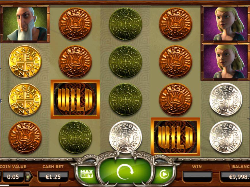 Play free slot Vikings Go Wild