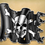 Slot machine online Wild Pirates - free spins symbol