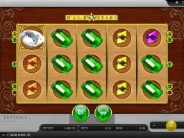 A picture of the free slot machine Wild Star