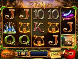 Free slot machine Wish Upon a Jackpot