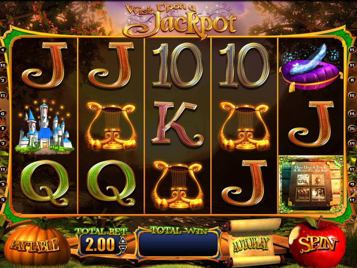 Online Casino Wish Upon A Jackpot