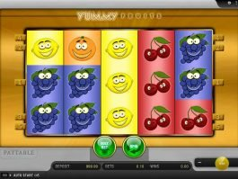 No deposit game Yummy Fruits online