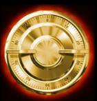 Simbol scatter în jocul de păcănele online Action Bank
