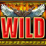 Wild symbol from casino game Battle of the Gods