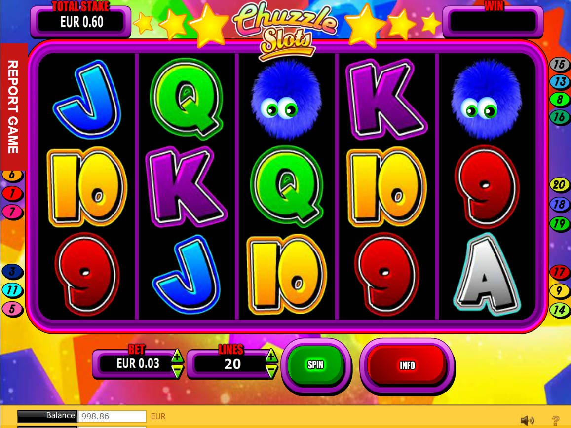 Play Free Slots Games Online