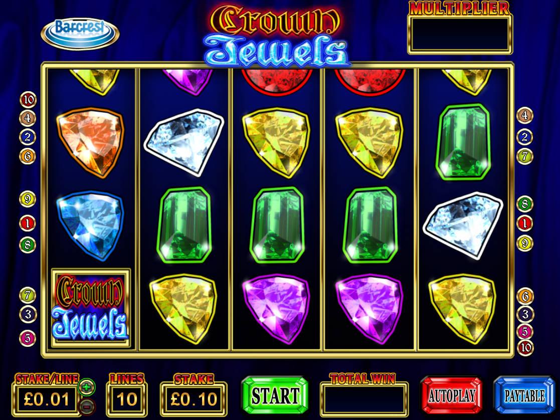 Online Royal Jewels Slot Info
