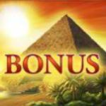 Bonus symbol from Daring Dave and The Eye of Ra online