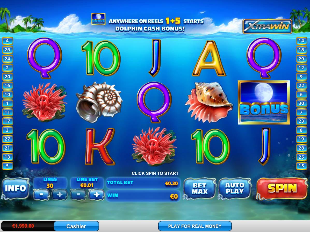 Updates ucretsiz dive beneath the sea playing dolphin cash slots free