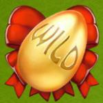 Wild symbol from Easter Eggs online slot