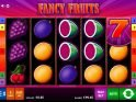Slot machine for fun Fancy Fruits online