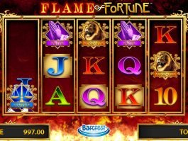 Online slot for fun Flame of Fortune