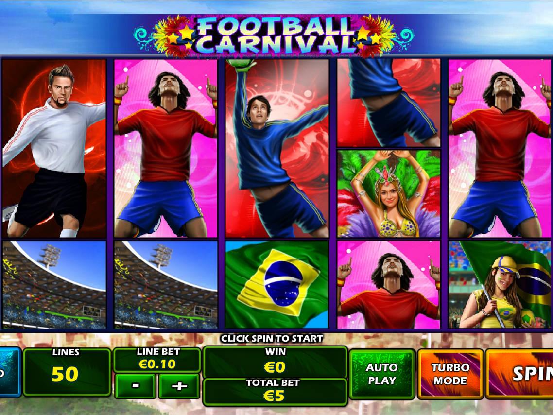 Spiele Football Carnival - Video Slots Online