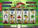Play slot machine Fruit Bonanza online for fun