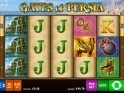 Picture from Gates of Persia online slot