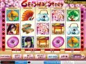 Spin slot game Geisha Story online