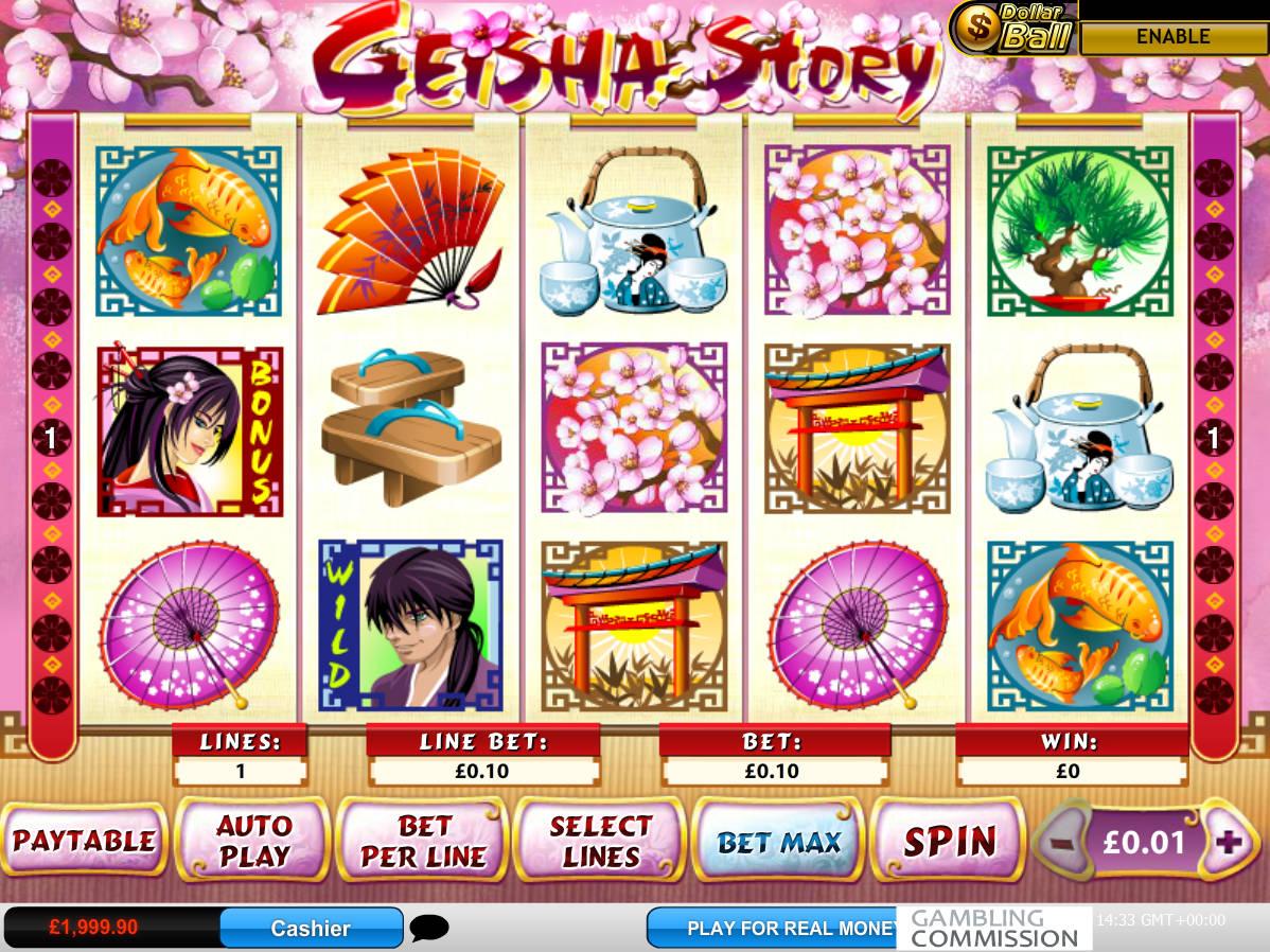 Slot Story