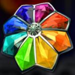 Vad szimbólum a Gemscapades online ingyenes nyerőgépből