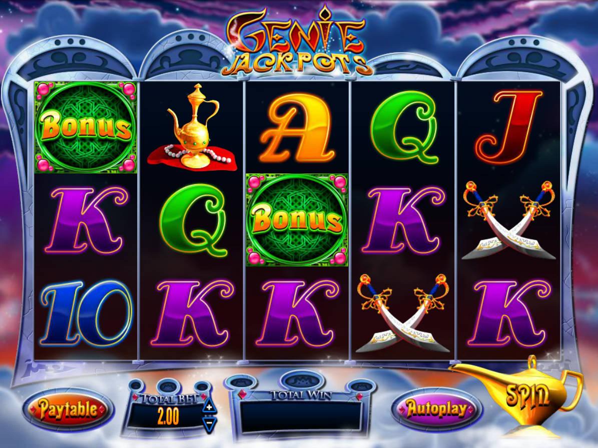 Genie Slots