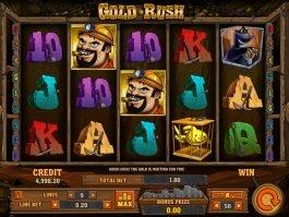 Casino free slot Gold Rush