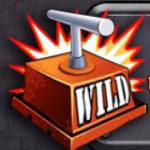 Wild-Symbol des kostenlosen Casino-Spielautomaten Gold Rush