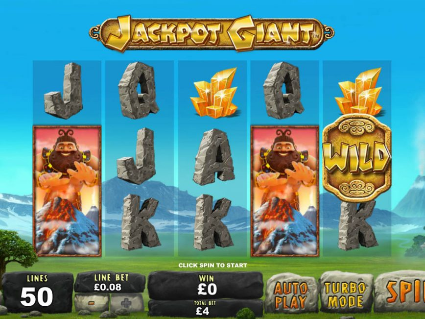 Free online slot Jackpot Giant by Playtech