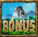 Bonus symbol from free slot Jackpot Giant