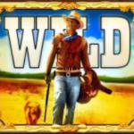 Wild symbol from online free slot John Wayne