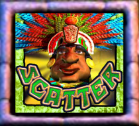 Scatter în jocul de aparate online King of the Aztecs