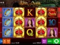 Casino online slot King & Queen