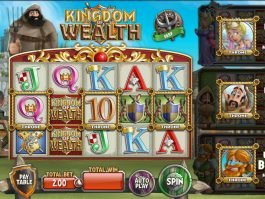 Play free casino game Kingdom of Wealth