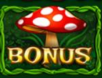 Bonus symbol from slot  machine Land of Gold