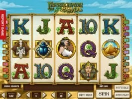 Leprechaun Goes Egypt online no download slot