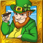 Free slot machine Leprechaun Goes Egypt - wild symbol