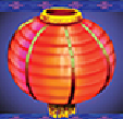 Symbol scatter from online slot machine Moon Festival