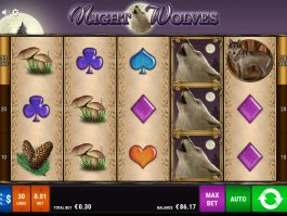Night Wolves slot machine online