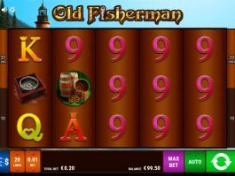 No download game Old Fisherman